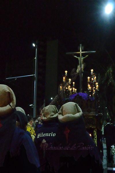 Retranqueo del Stmo. Cristo a su Paso Procesional @ Parroquia de Cristo Rey | Jaén | Andalucía | España