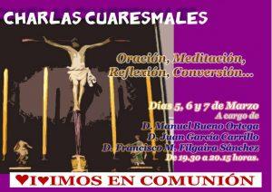Charlas Cuaresmales @ Salones parroquiales | Jaén | Andalucía | España