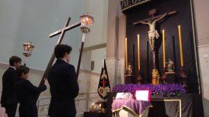 Viacrucis Parroquial @ Parroquia de Cristo Rey | Jaén | Andalucía | España