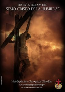 Fiesta al Cristo de la Humildad @ Iglesia de Cristo Rey | Jaén | Andalucía | España